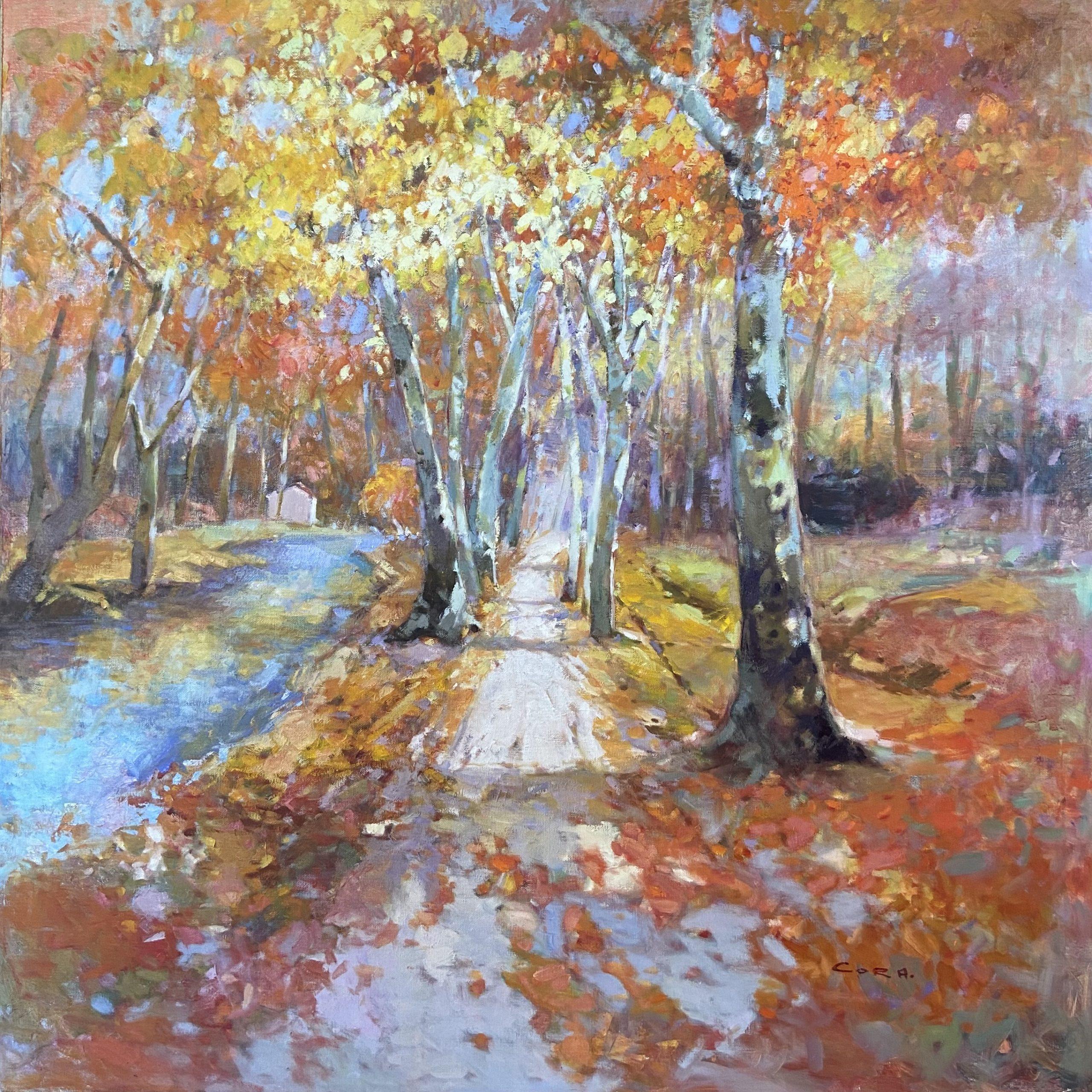 Avant la chute des feuilles